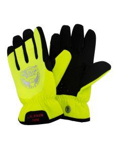 Big Mikes Hi Viz Glove