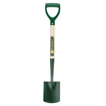 """Bulldog Junior Digging Spade 25"""" - Plastic D Handle - 5673072510"""