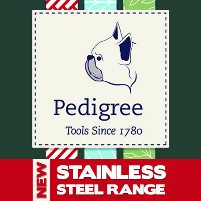 Bulldog Pedigree Stainless Steel Range